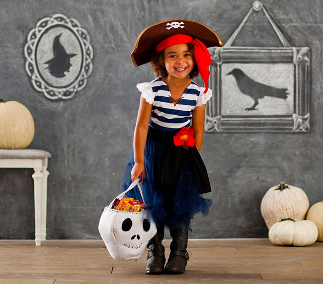 Easy Peasy Pirate Eyepatch A Halloween Costume Diy