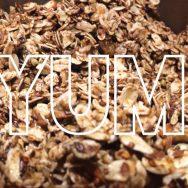 dad's famous granola recipe