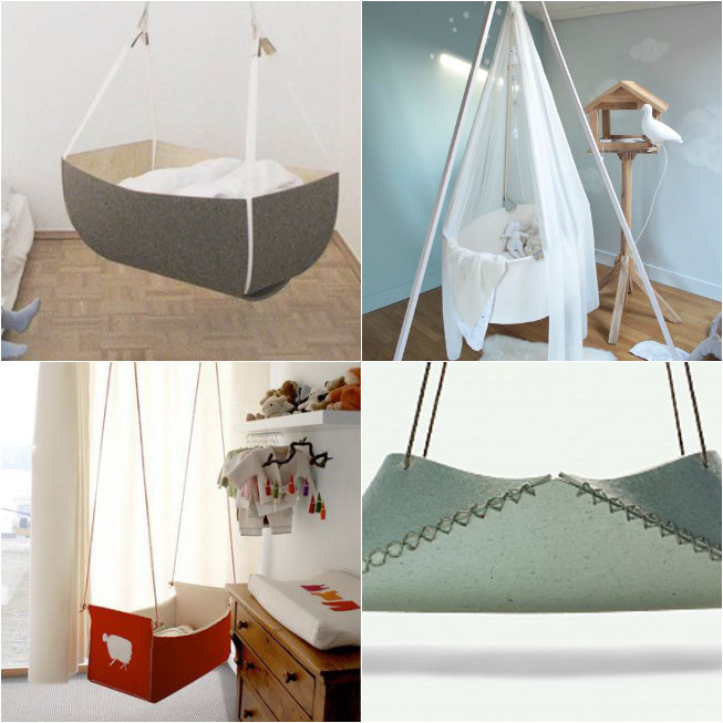 On The Hunt For A Hanging Bassinet