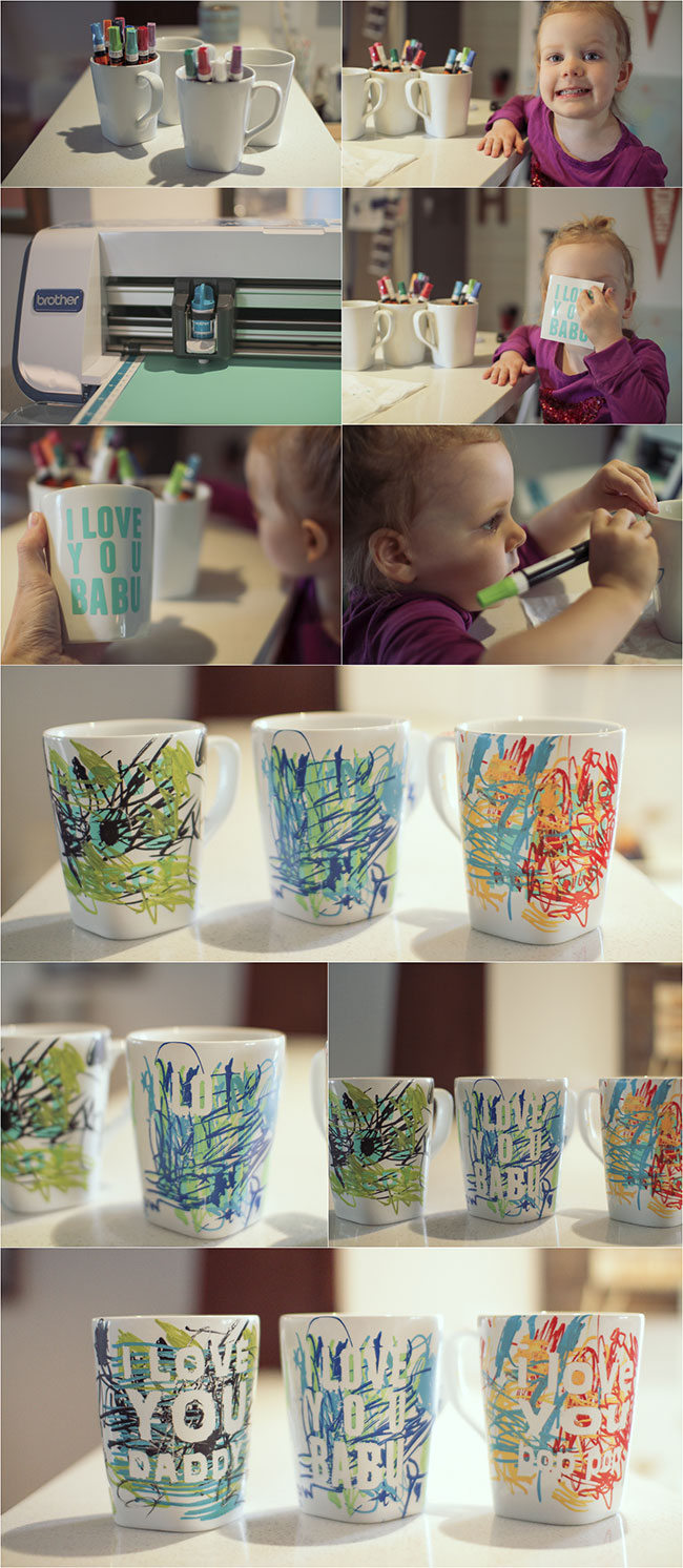 Father S Day Coffee Mug Perfect Last Minute Kid Craft