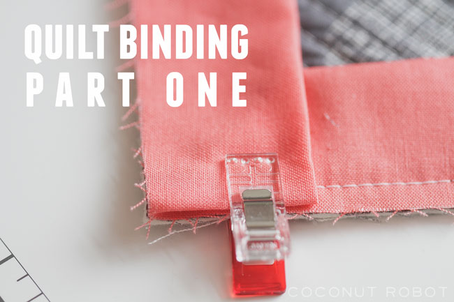 Thumbnail image for Quilt Binding // Part 1