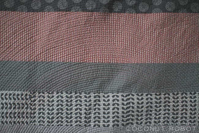 the story of the circle quilt // Pray for Baby Grey