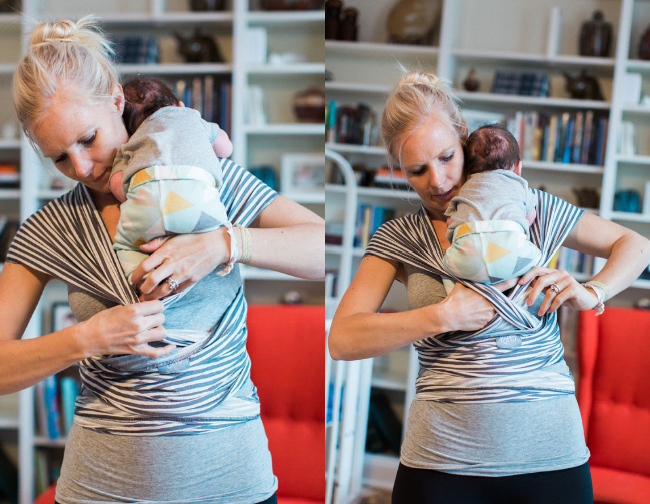 Wear All The Babies Giveaway From Happy Baby Wrap