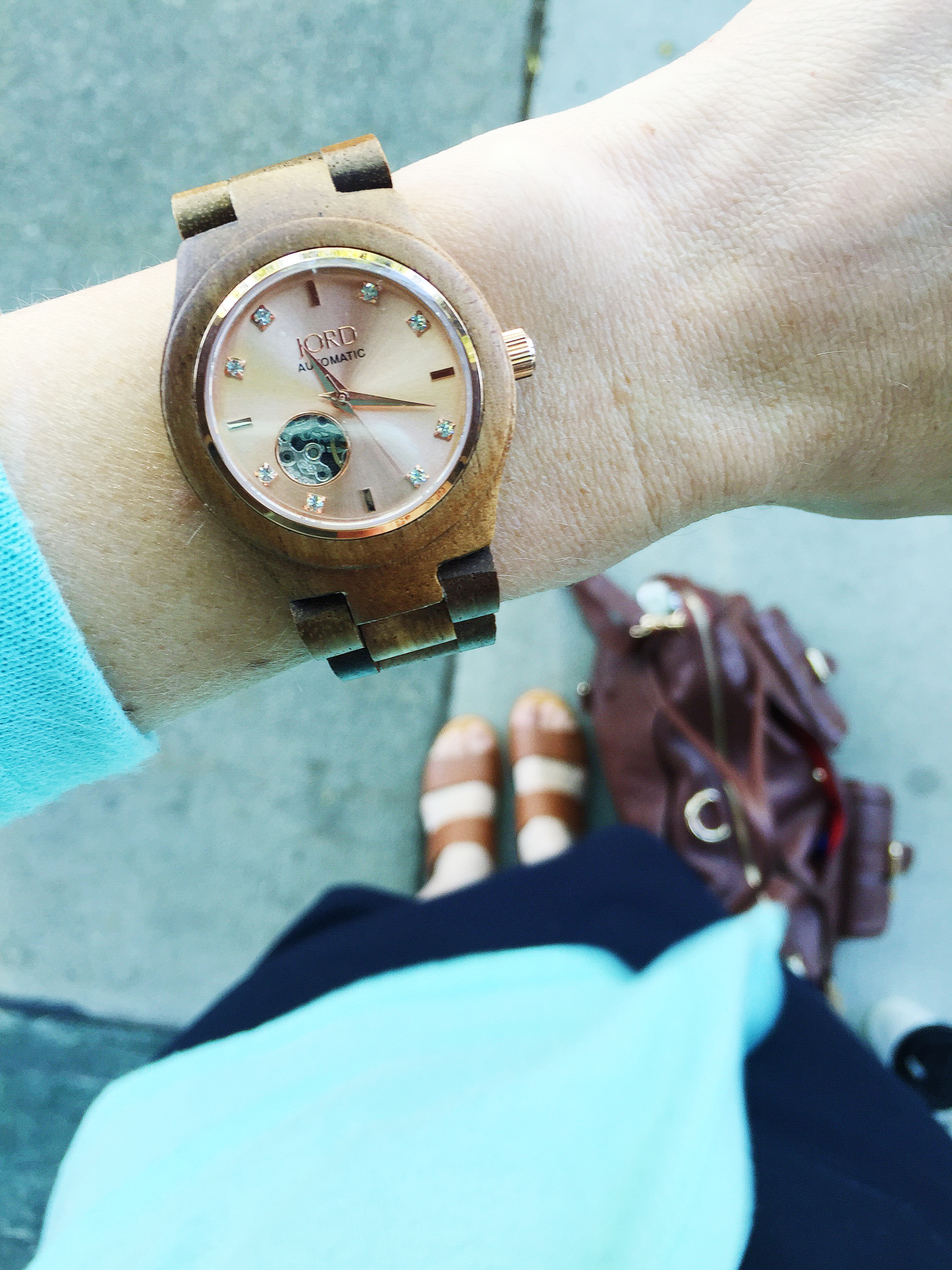the beauty of wood / wood watches by JORD