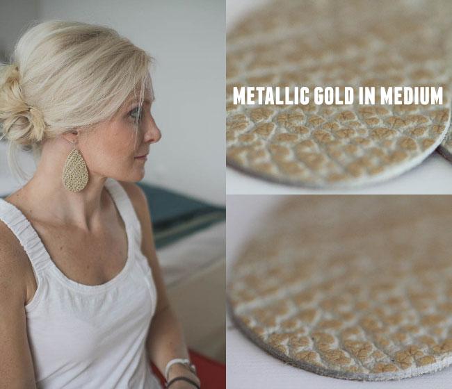 Gold-Medium