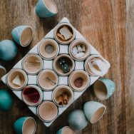 Easter Advent Wooden Resurrection Eggs | DIY Tutorial